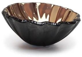 Bowl Lírio 26 cm Bronze Regina Medeiros