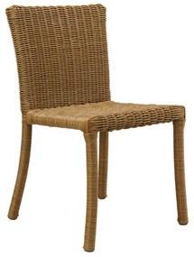 Cadeira Ocean Área Externa Fibra Sintética Estrutura Alumínio Eco Friendly Design Scaburi