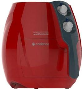 Fritadeira Sem Óleo Cadence Perfect Fryer Colors Vermelha - 220V