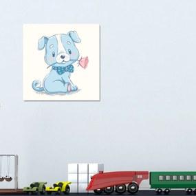 Placa Decorativa Little Dog Único Pump UP