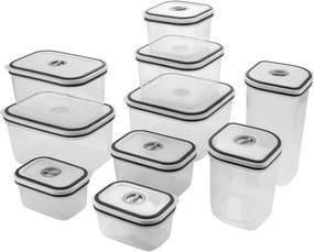 Kit Potes Electrolux 10 peças Incolor