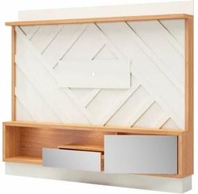 Home Itabuna com LED cor Off White com Freijo 2,20 MT (LARG) - 56147 Sun House