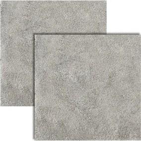 Porcelanato Composite Cinza Rústico Retificado 80x80cm - 8695 - Ceusa - Ceusa