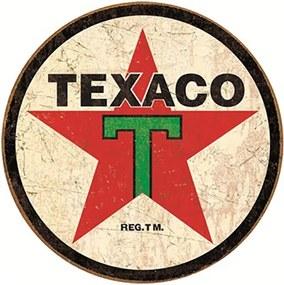 Placa Decorativa Texaco