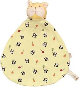 Naninha Anjos Baby Gatinho Amarelo