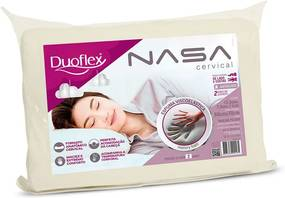 Travesseiro NN2100 NASA Cervical Duoflex