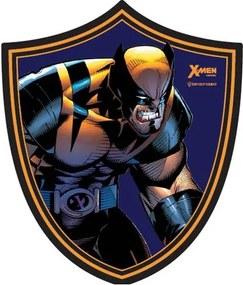 Placa Decorativa Wolverine Escudo