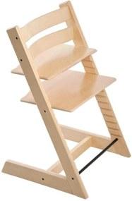 Cadeira Tripp Trapp Natural Stokke Cadeira Tripp Trapp Natural Stokke