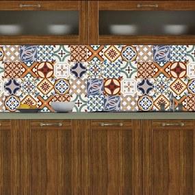 Adesivo Azulejos Turcos (15x15cm)