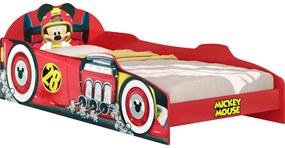 Mini Cama Mickey ASR Disney Vermelho Pura Magia