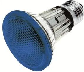 Lâmpada Halógena PAR20 50W 220V Azul 01347