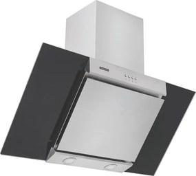 Coifa de Parede 90 Cm em Aço Inox + Vidro Preto 127 V - Tramontina