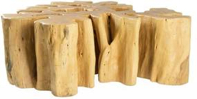 Mesa de Centro Guarantã 0.83 x 0.81 cm - Wood Prime 35176