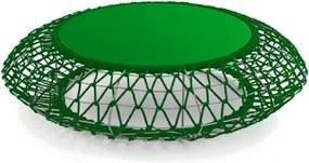 Mesa de Centro Zoot de Corda Pet Verde