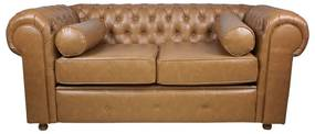 Sofá Chesterfield 02 Lugares 1.80 - Wood Prime 38841