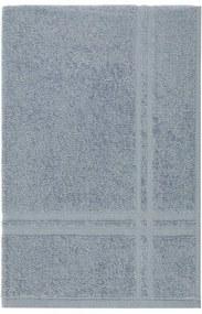 Tapete de Banheiro Karsten Metropole 45 x 65cm Azul Claro