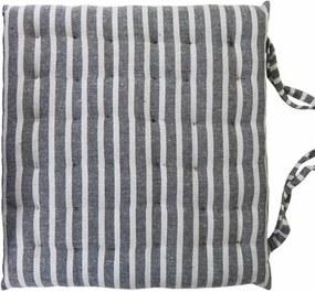Almofada para Cadeira First Class - Futon Cinza