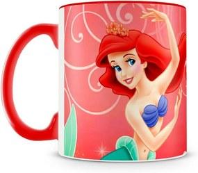 Caneca Personalizada Princesa Ariel