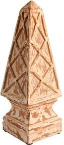 Pinha Decorativa Amarie - 41cm