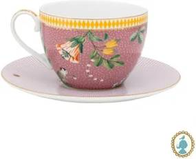 Xícara de Chá Rosa - La Majorelle - Pip Studio