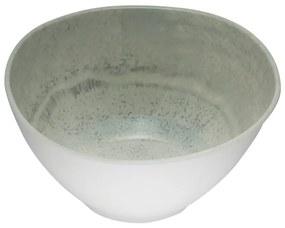Saladeira Melamina Aqua Cinza 25x13cm 27795 Bon Gourmet