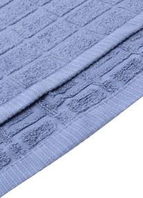 Jogo de Banho 5pçs Altenburg Mônaco Azul