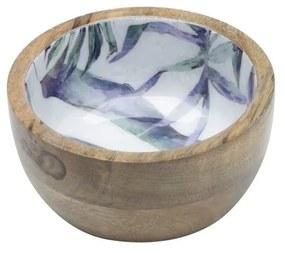 Bowl Madeira Flower 15x7cm 27509 Bon Gourmet