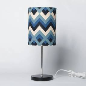 Abajur Azure Azul Carambola