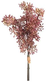 Ramalhete Semente de Eucalipto 34 Cm - Roxo