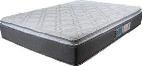 Colchão Trade Bonnel Pillow Top One Side 138x188x30 Luckspuma