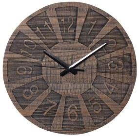 Relógio Cardinais de Madeira Maciça -