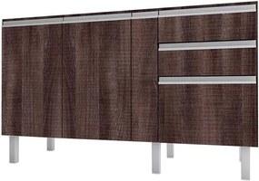 Gabinete para Cozinha em MDF 1,5m Dakota - Tupã - Cozimax - Cozimax