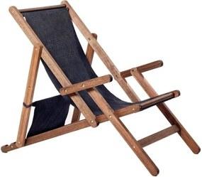 Cadeira Opi Dobrável Com Braços - Wood Prime MR 248768