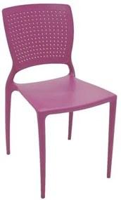 Cadeira Safira Rosa Tramontina 92048060