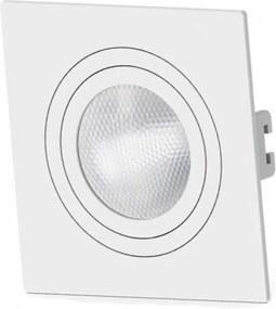 Embutido PAR20 Quadrado Face Plana Direcional Branco E27 - Save Energy - SE-330.1039