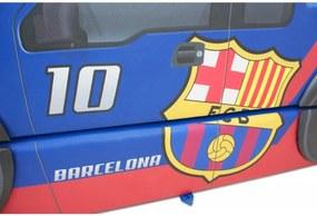 Bicama Do Barcelona Cama Carro Azul