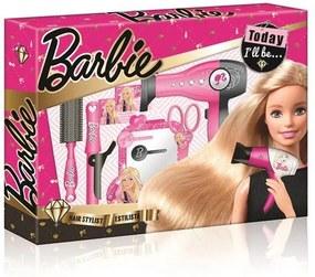 Barbie Hairstylist Kit Escova - BR815 BR815