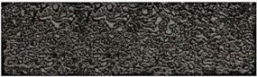Revestimento Luffa Chumbo Acetinado Retificado 7x24cm - 2277 - Ceusa - Ceusa