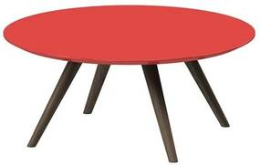 Mesa de Centro Redondo Pinoquio Vermelho