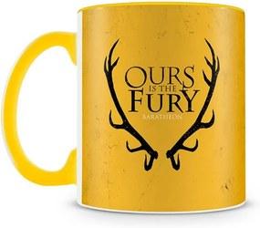 Caneca Personalizada Game of Thrones Casa Baratheon