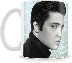 Caneca Personalizada Elvis Presley