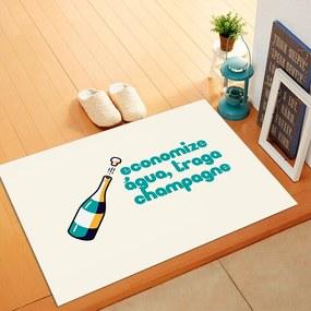 Tapete de Porta, Traga Champagne - 40x60cm