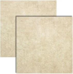 Porcelanato Cement Beige Pure Acetinado Retificado 61x61cm - 61025 - Realce - Realce
