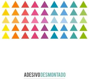 Adesivo Decohouse De Parede Color Multicolorido