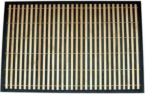 Conjunto de Jogo Americano Bambu - Listrado - Mimo Style