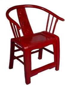 Cadeira Ming Vermelha