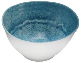 Saladeira Melamina Aqua Azul 25x13cm 27790 Bon Gourmet