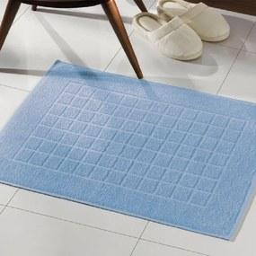 Toalha Para Piso Felpudo Liso Royal II Azul Escuro AF-1317