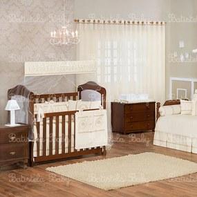 Quarto de Bebê Alegoria Palha 16 Peças