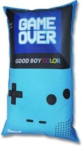 Pufe  Good Pufes  Pufe Almofadão Goodboy Azul